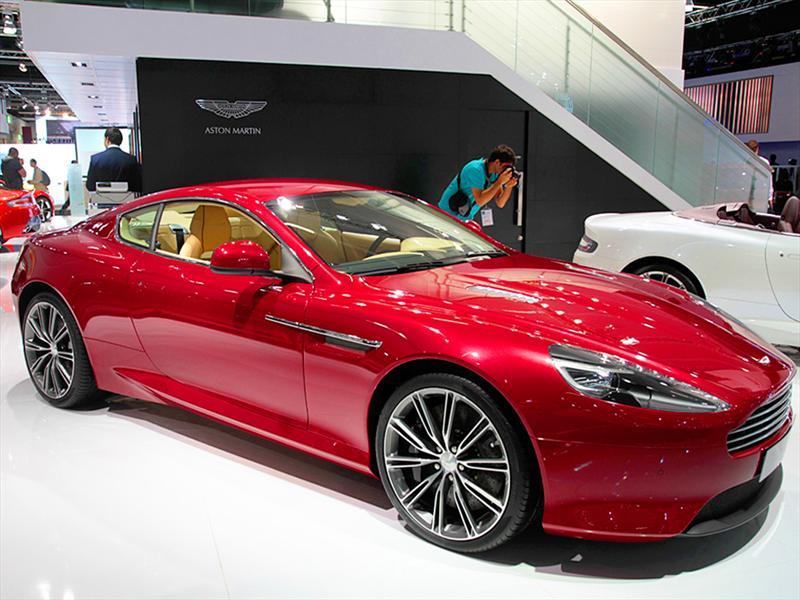 Top 10 Aston Martin Virage Coupé