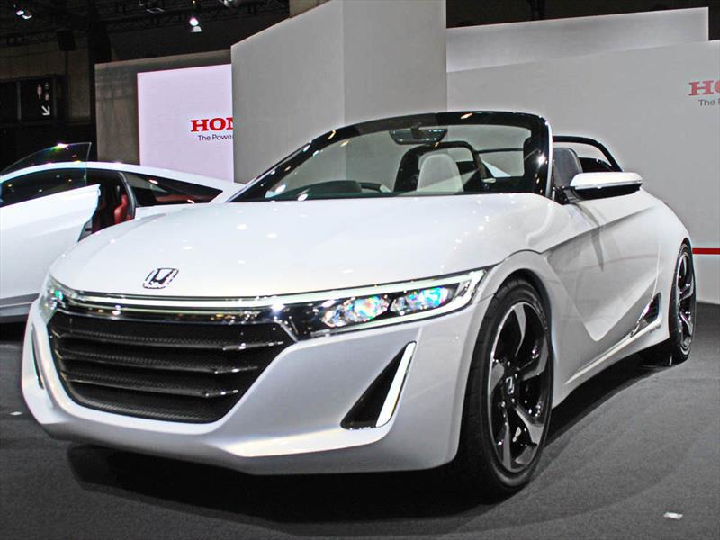 Top 10: Honda S660 Concept