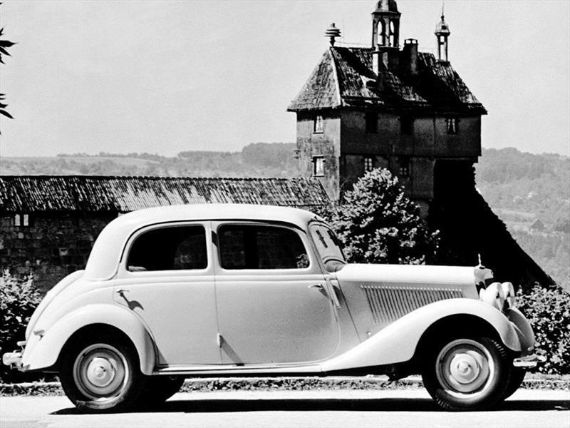Mercedes-Benz Clase E y sus generaciones