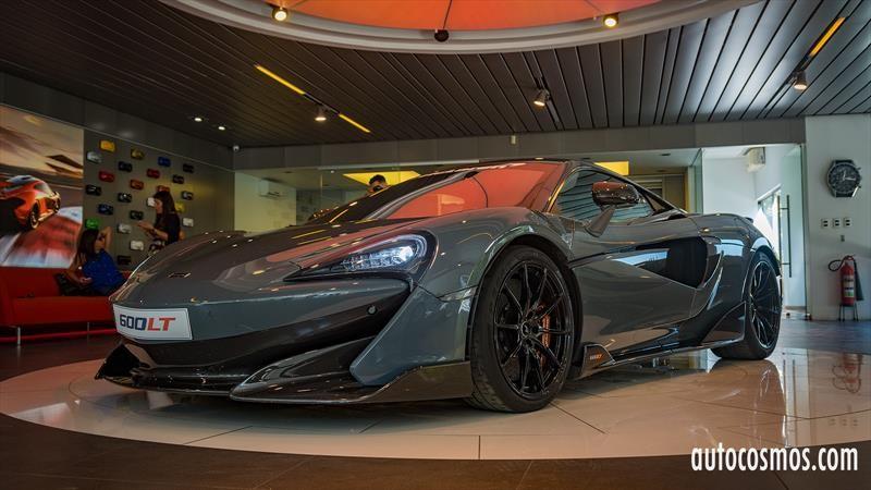 Lanzamiento McLaren 600LT 2019