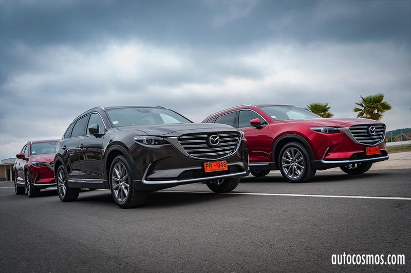 Mazda CX-9 GTX 2019 - Lanzamiento en Chile