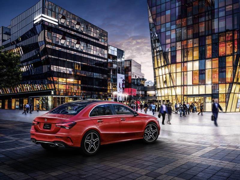Mercedes-Benz Clase A Sedán 2018