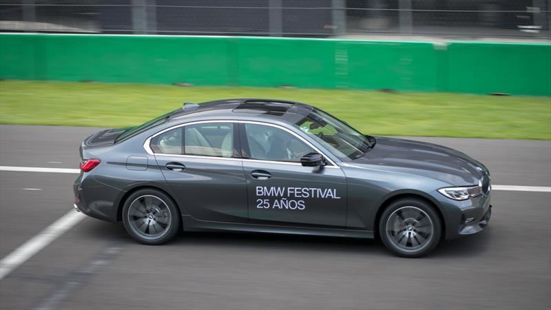 BMW celebra 25 años en México