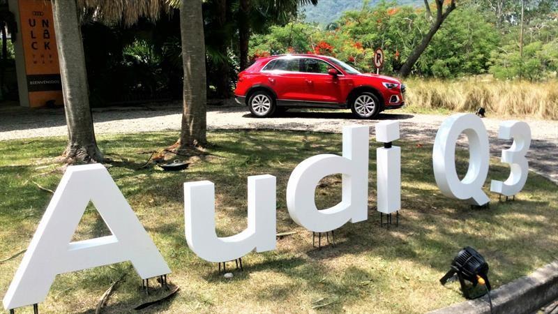 Lanzamiento Colombia  Audi Q3