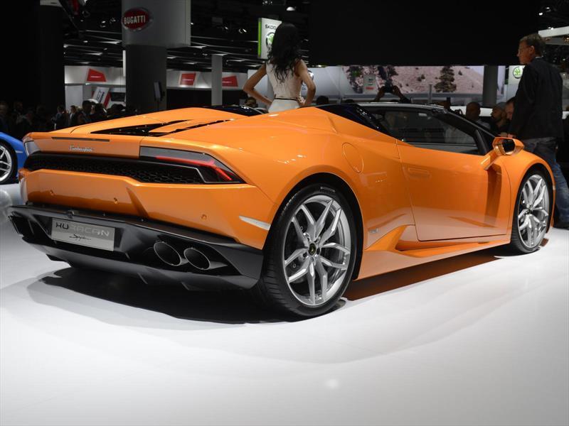 Lamborghini Huracán Spyder LP 610-4