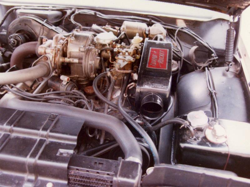 Oldsmobile F85 Turbo Jetfire 1962