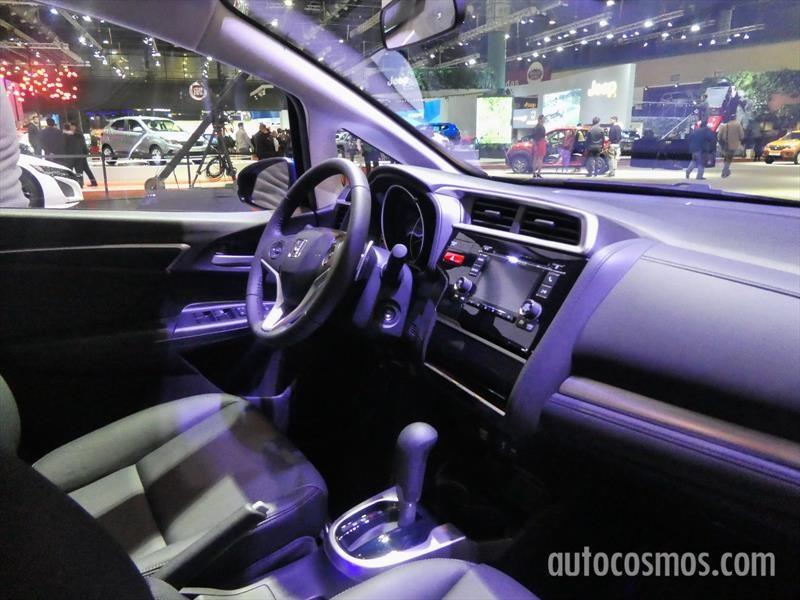 Honda en el Salón de Buenos Aires 2017