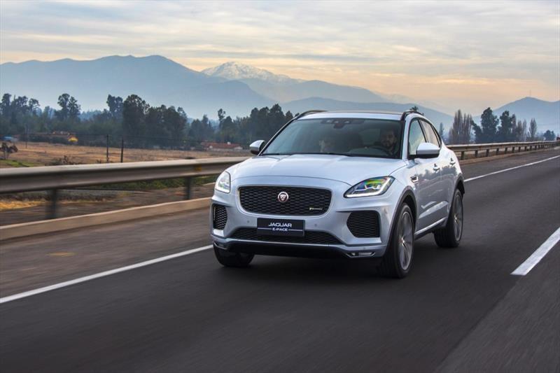 Jaguar E-Pace 2018 - Toma de Contacto