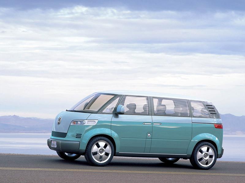 Retro Concepts: Volkswagen Micro Bus