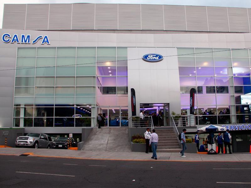 Nuevas agencias Ford