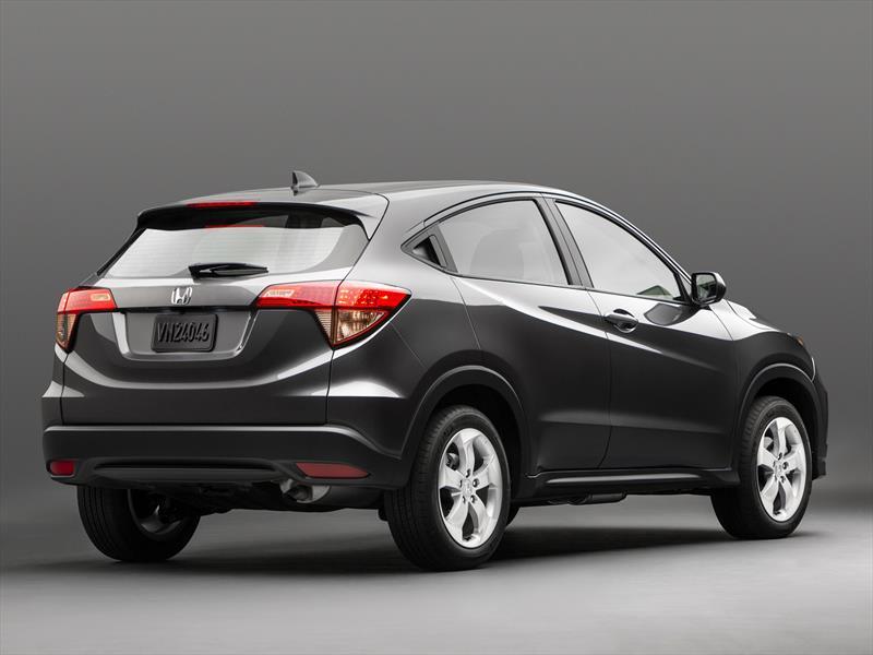 Honda HV-R 2015