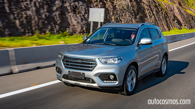 Haval H2 2021 - Test Drive