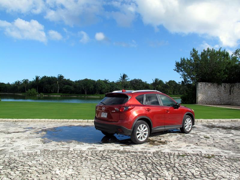 Mazda CX-5 2013, primer contacto