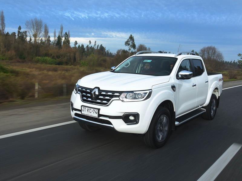 Renault Alaskan 2018 - Test drive