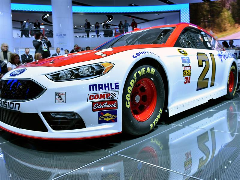 Ford NASCAR Fusion