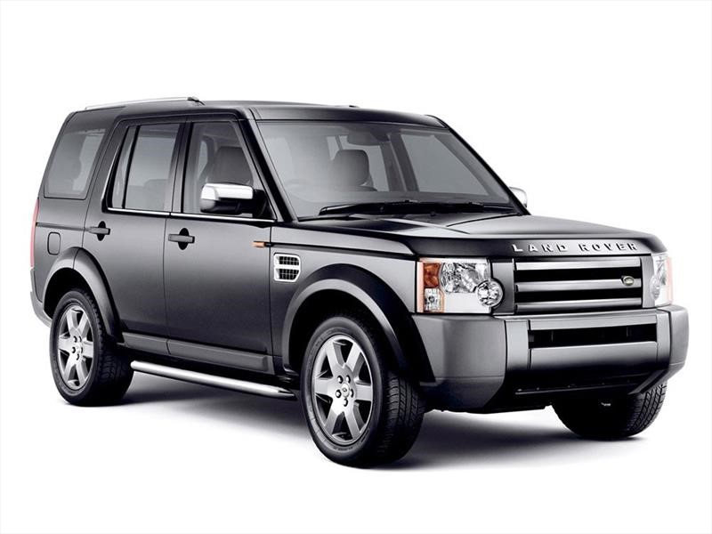 Land Rover New Discovery  - 2004