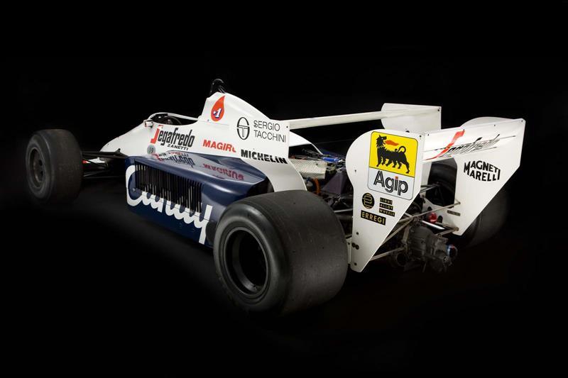 Toleman F1 1984 de Ayrton Senna
