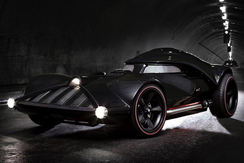Hot Wheels Darth Vader