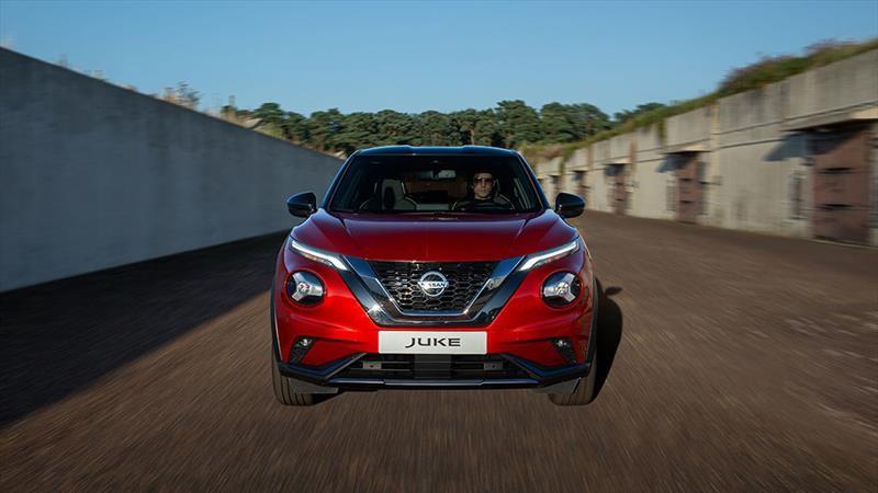 Nissan Juke: segunda generación