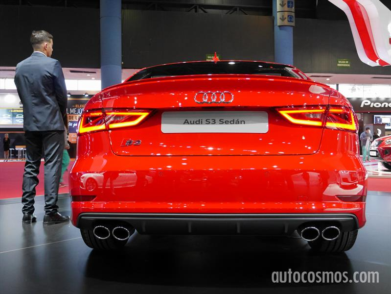 Audi en el Salón de Buenos Aires 2015