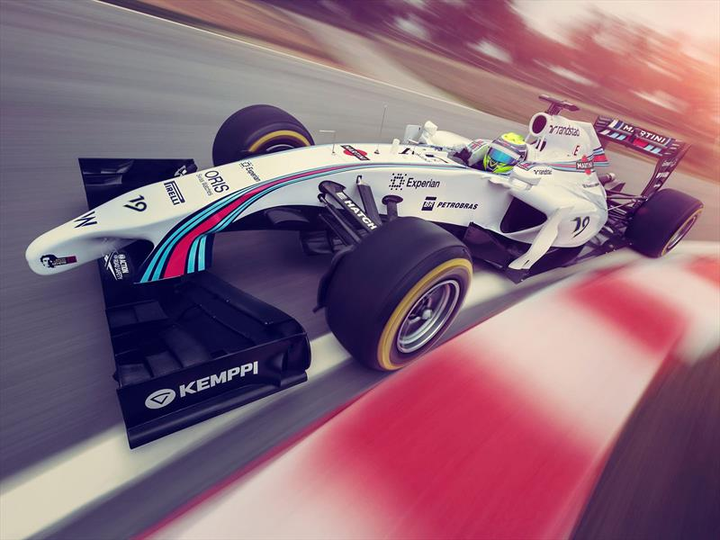 F1: Williams Martini Racing