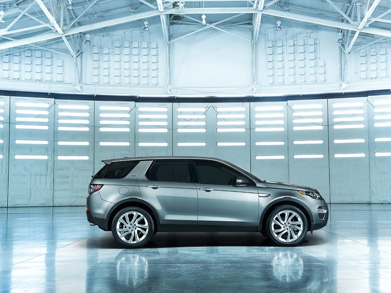 Nueva Land Rover Discovery Sport