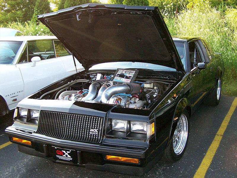 Top 10: Buick Grand National GNX