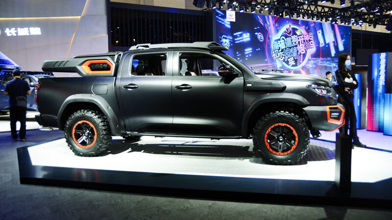 Great Wall Black Bullet Concept