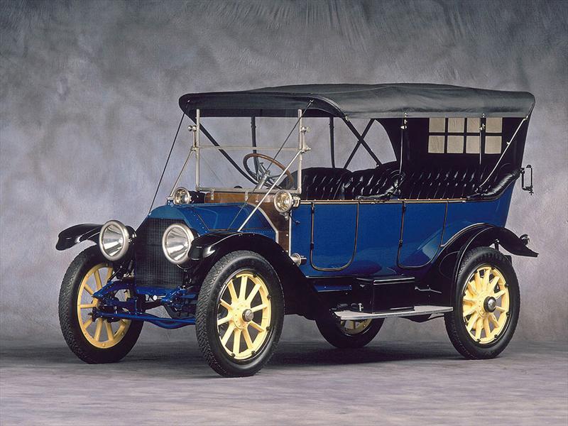 Autos más populares: Cadillac Model 30 1912