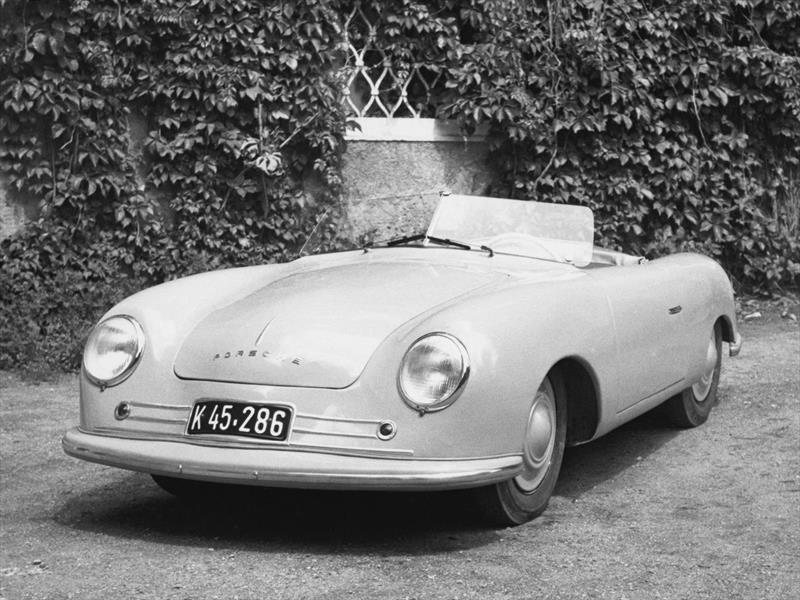 Porsche Proyecto 356-001