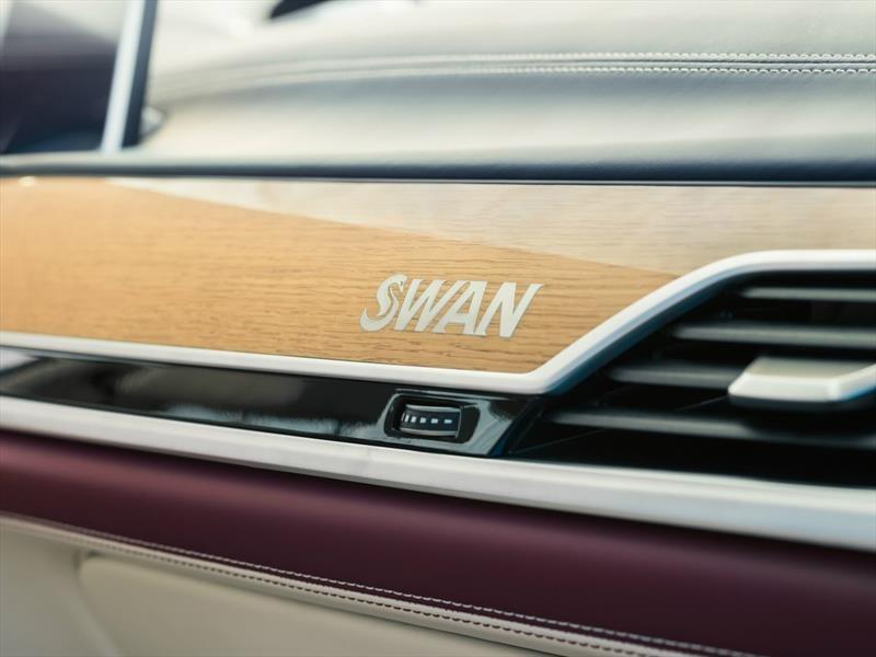 BMW Individual M760Li by Nautor's Swan