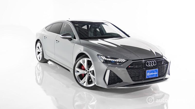 Audi RS 7 Sportback 2021 a prueba