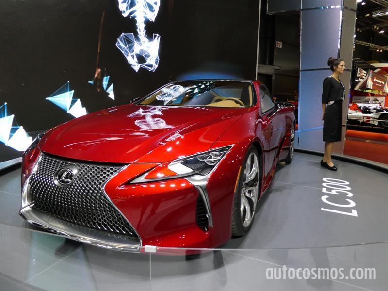 Toyota en el Salón de Buenos Aires 2017