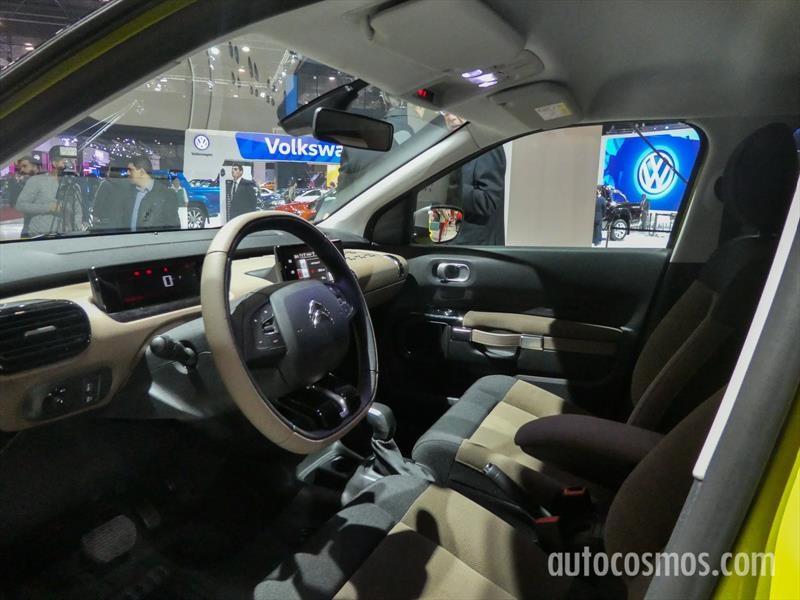 Citroën en el Salón de Buenos Aires 2017