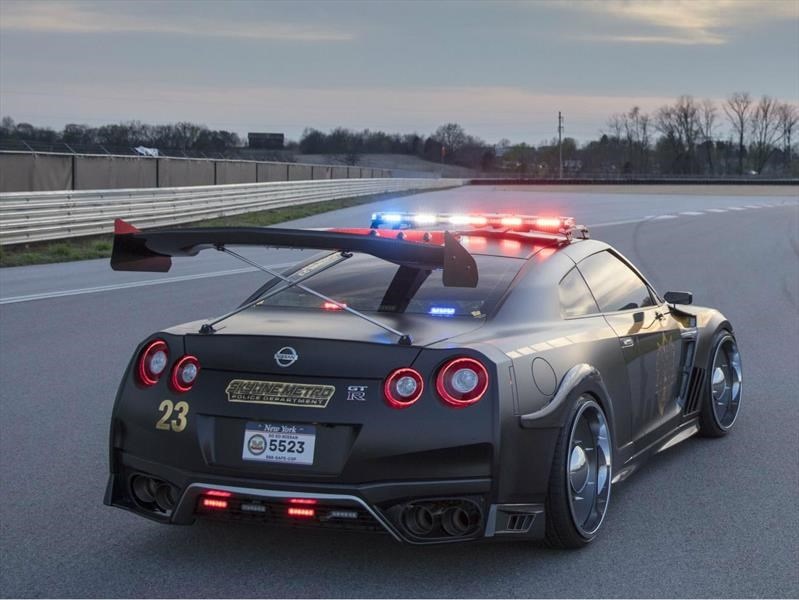 Nissan GT-R Copzilla