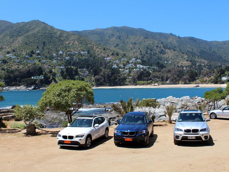 BMW Gama X Diesel
