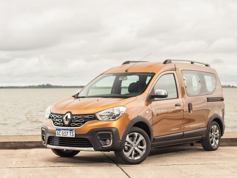 Renault Kangoo, segunda generación