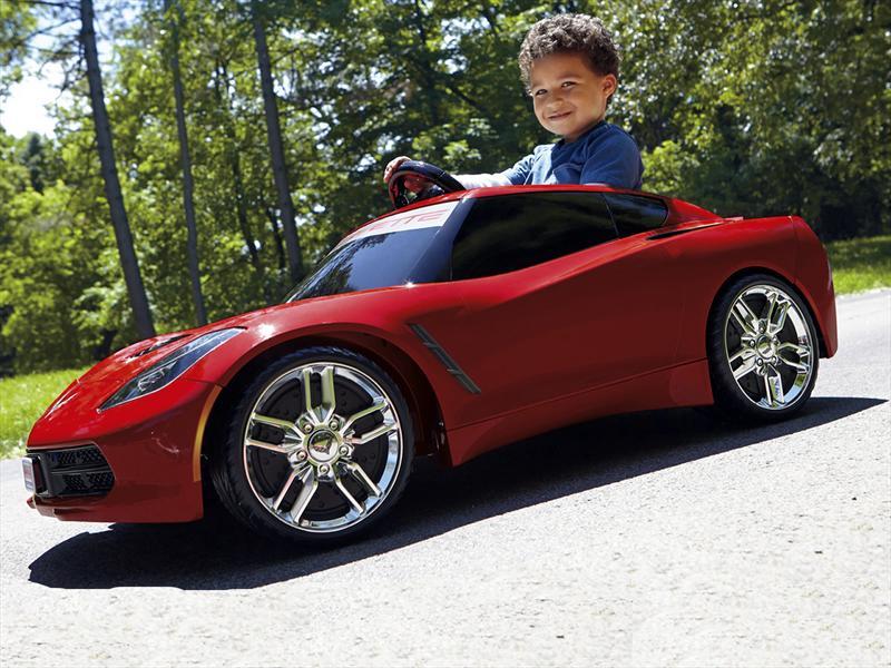 C7 Corvette para niños