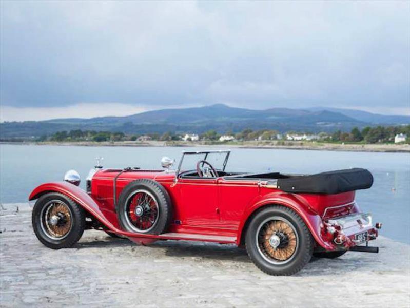 Mercedes-Benz S-Type 26/120/180 1928