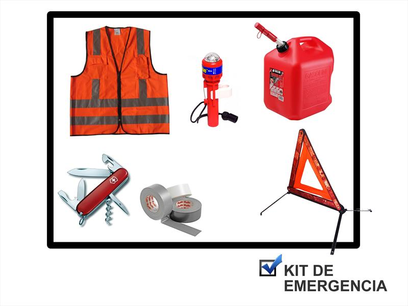 Top 10: Kit de emergencia