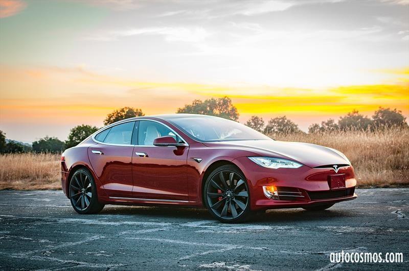 Tesla Model S P100D 2018 - Comparativa