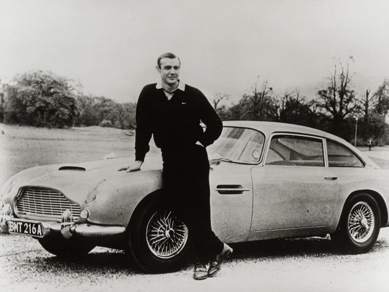 Aston Martin cumple 100 años