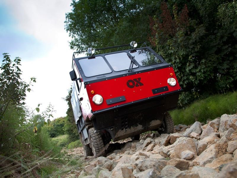 Global Trust Vehicle Ox