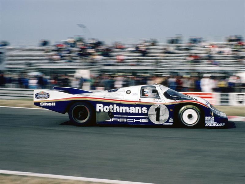 Porsche 956, 1984