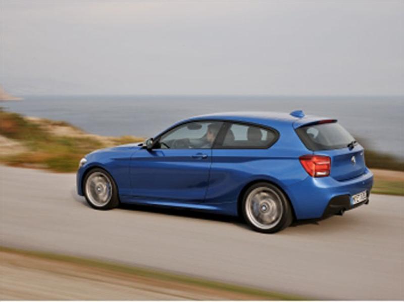 BMW Serie 1 M135i se presenta