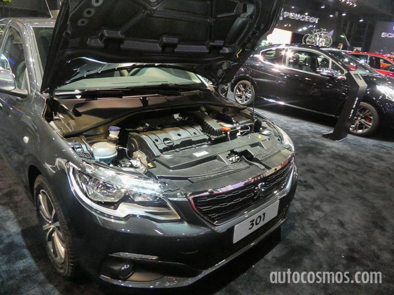 Peugeot en el Salón de Buenos Aires 2017