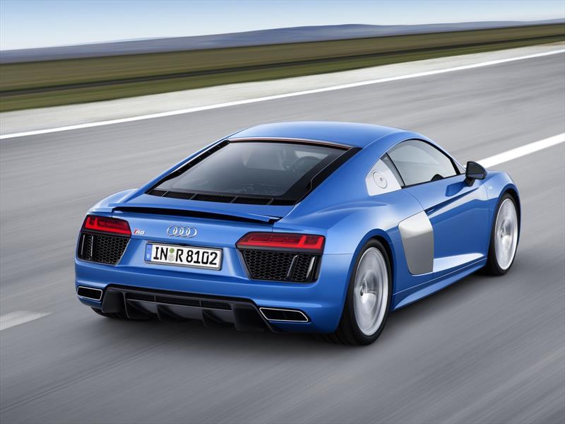 Audi R8 2016