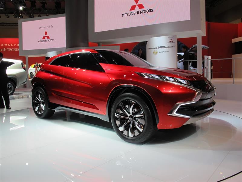 Mitsubishi XR-PHEV Concept, el futuro del ASX