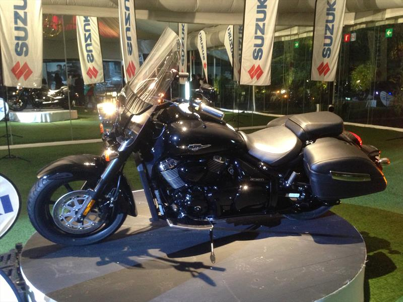 Suzuki cuatro motocicletas gama 2014