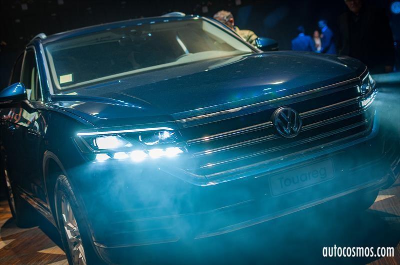 Lanzamiento Volkswagen Touareg 2019